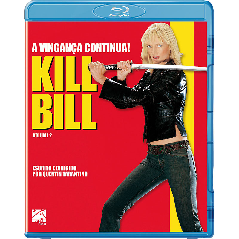 Kill Bill: Volume2 - Blu-ray