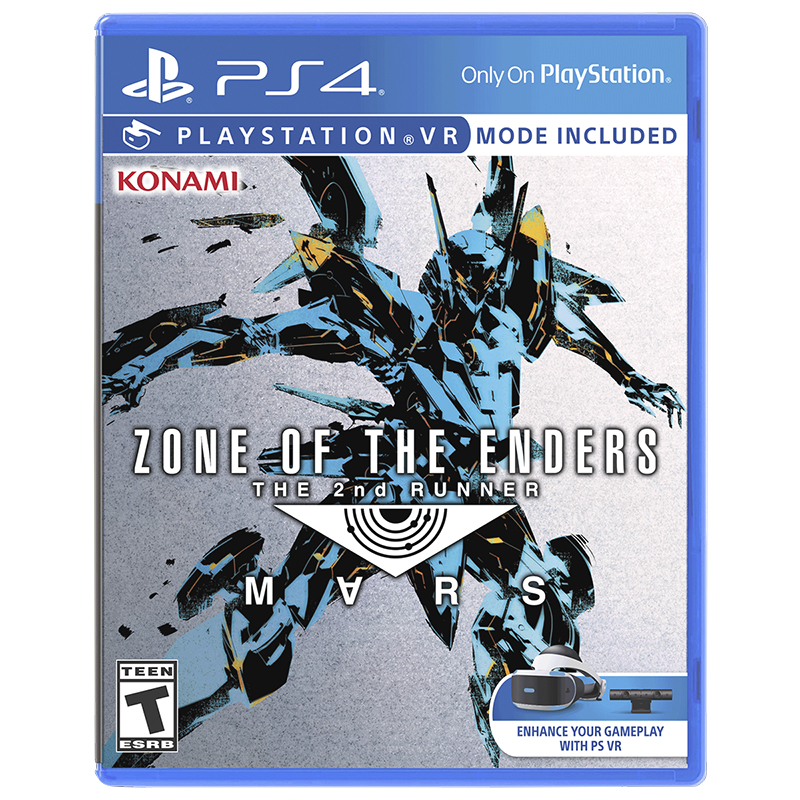 PS4 Zone Of The Enders: The 2nd Runnder - Mars
