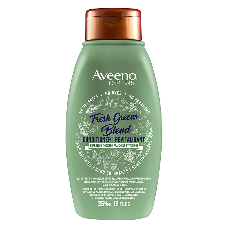 Aveeno Fresh Greens Blend Conditioner - 354ml