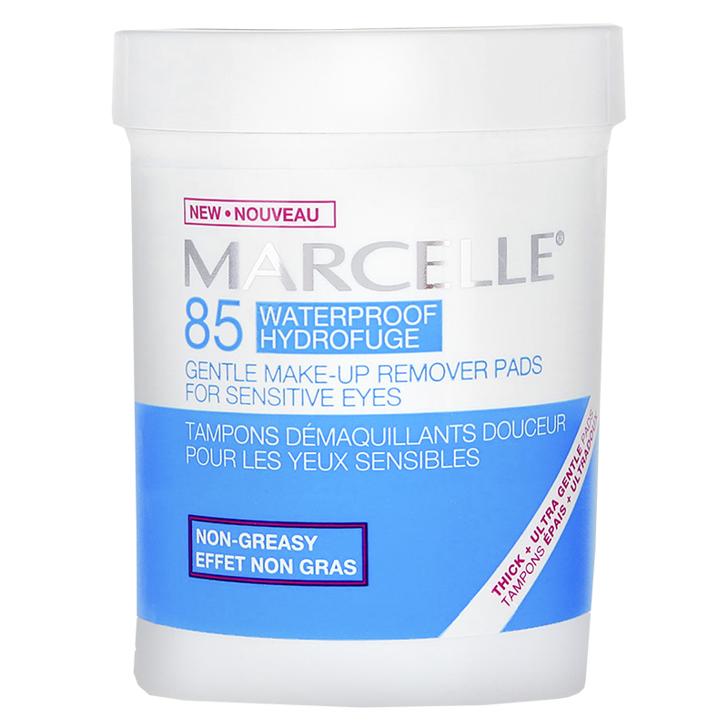 Marcelle Gentle Makeup Remover Pads for Sensitive Eyes 85s
