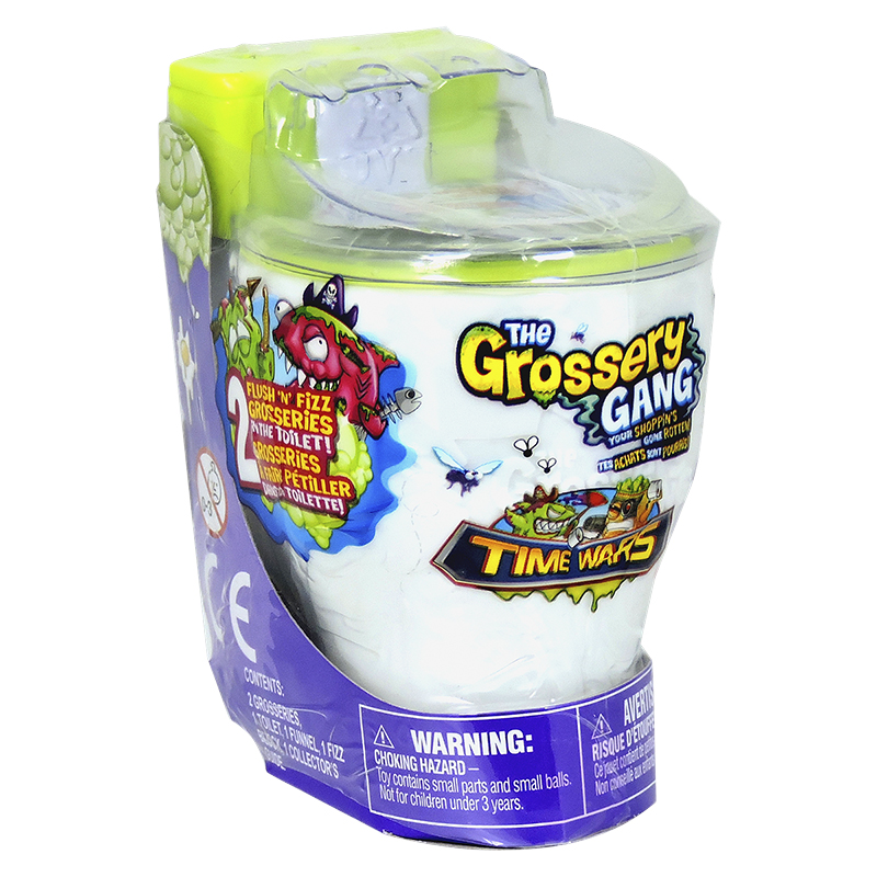 Grossery Gang Surprise Pack