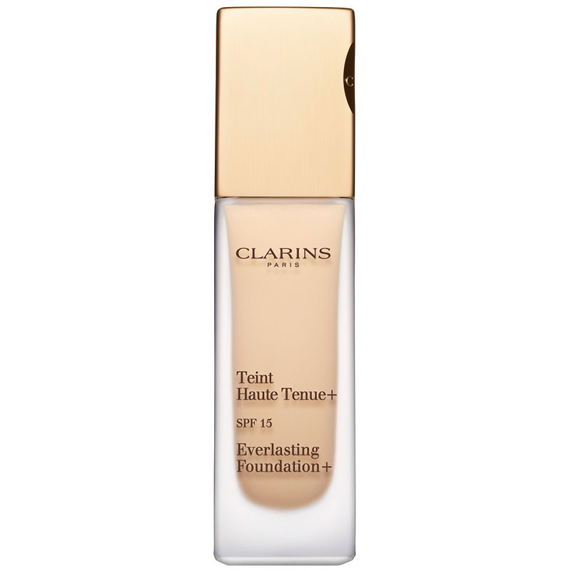 Clarins Everlasting Foundation + SPF 15 - Ivory