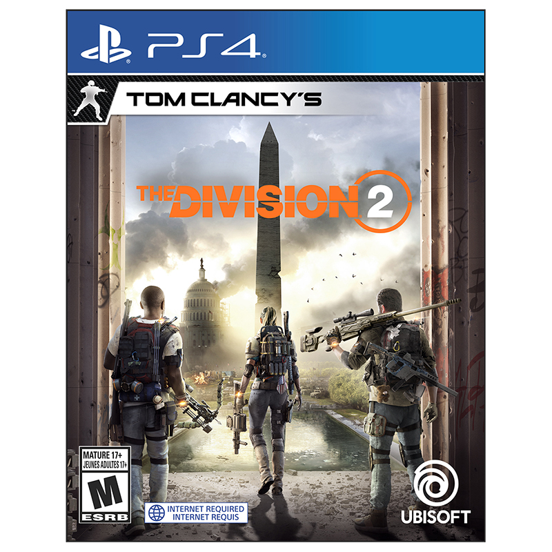 PS4 Tom Clancy's The Division 2 - UBP3050218