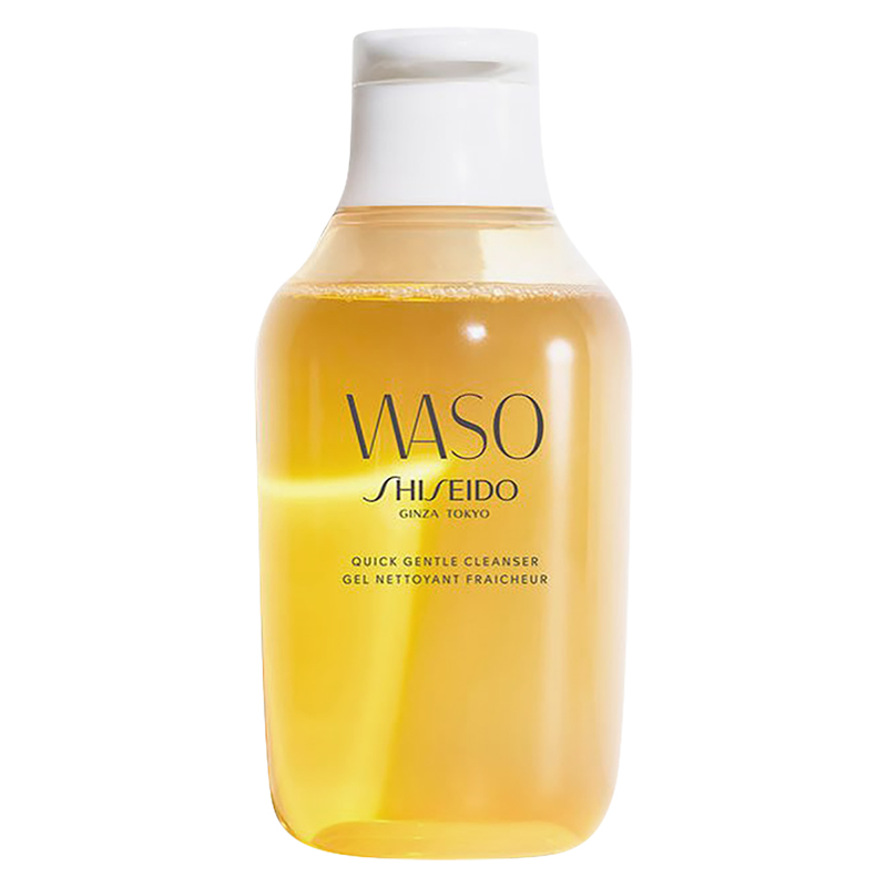 Shiseido Waso Quick Gentle Cleansing Gel - 150ml
