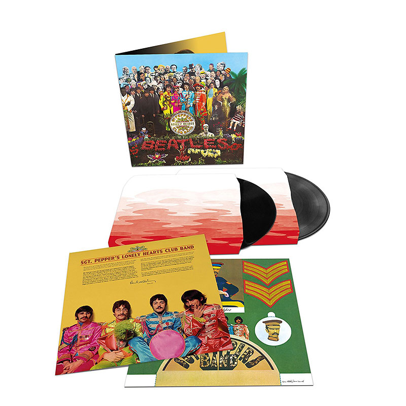 The Beatles - Sgt. Pepper's Lonely Hearts Club Band (Deluxe Anniversary Edition) - 2 LP Vinyl