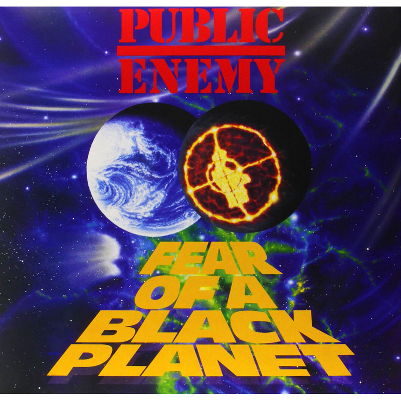 Public Enemy - Fear of a Black Planet - Vinyl