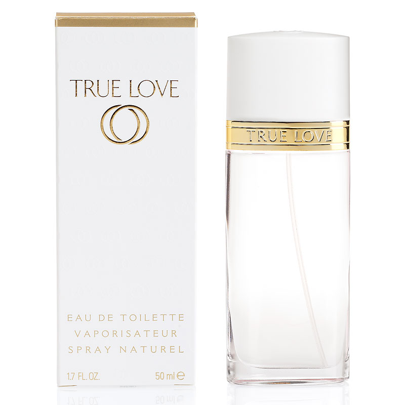 Elizabeth Arden True Love Eau de Toilette Spray - 100ml