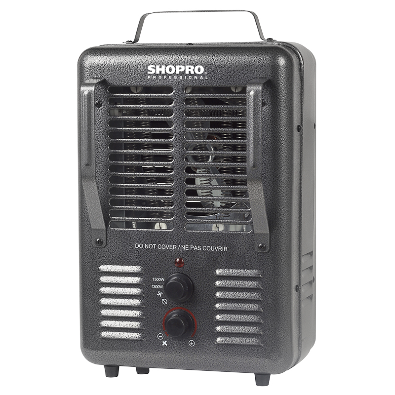 Shopro Utility Heater - Grey - H005108