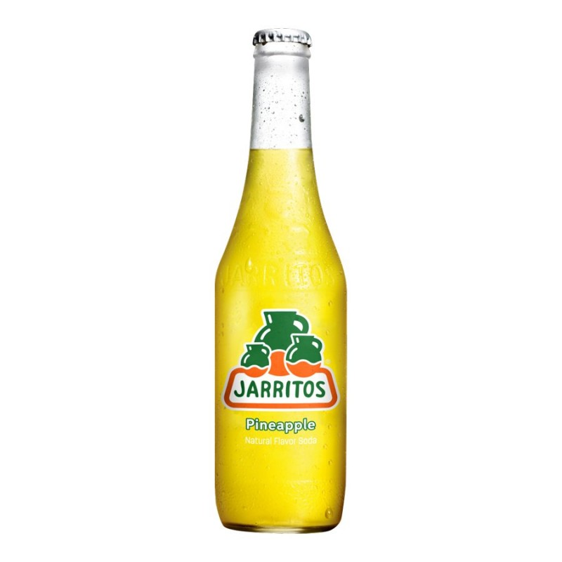 Jarritos Soda - Pineapple - 370ml