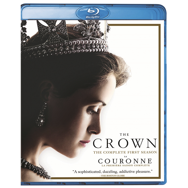 The Crown: Season 1 - Blu-ray