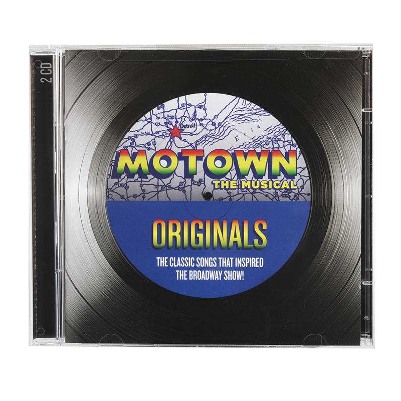 Various Artists - Motown Musical: Originals - CD