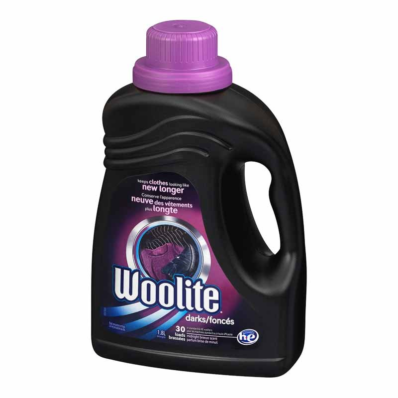 Woolite Zero For Dark Care Liquid Detergent - 1.8L - 30 loads