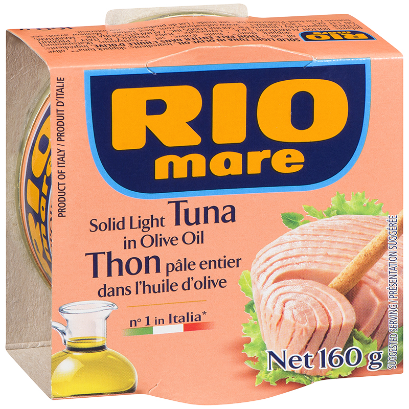 Rio Mare Tuna in Olive Oil - 160g