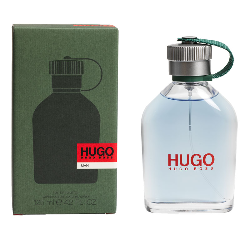 Hugo Man Eau de Toilette Spray - 125ml