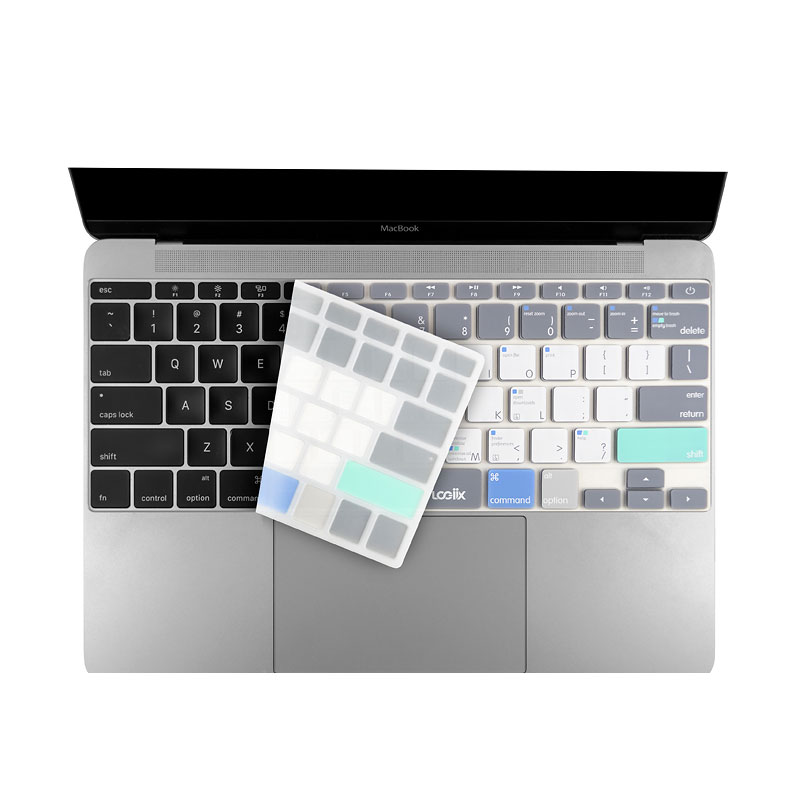 Logiix Phantom Keyboard Shield - MacBook 12 and Pro 13 - Educational - LGX-12762