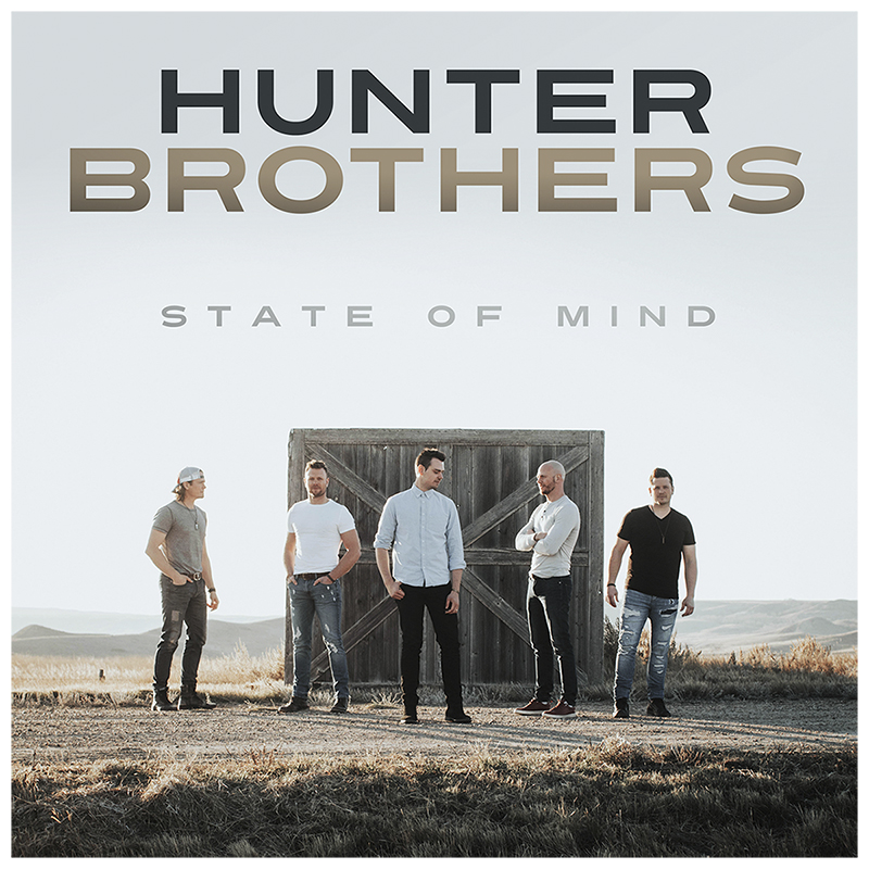 Hunter Brothers - State of Mind - CD