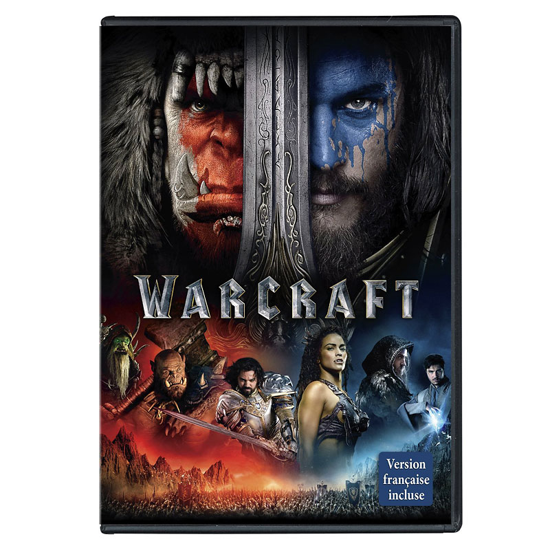 Warcraft - DVD