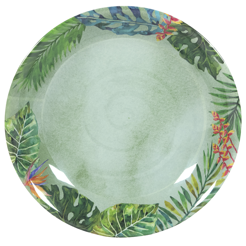 London Drugs Melamine Serving Bowl - Paradise Collection - 14.1-inch