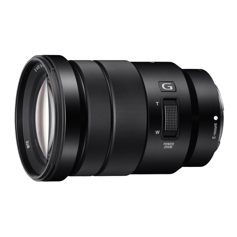Sony 18-105mm f4.0 G OSS Power Zoom Lens - SELP18105G