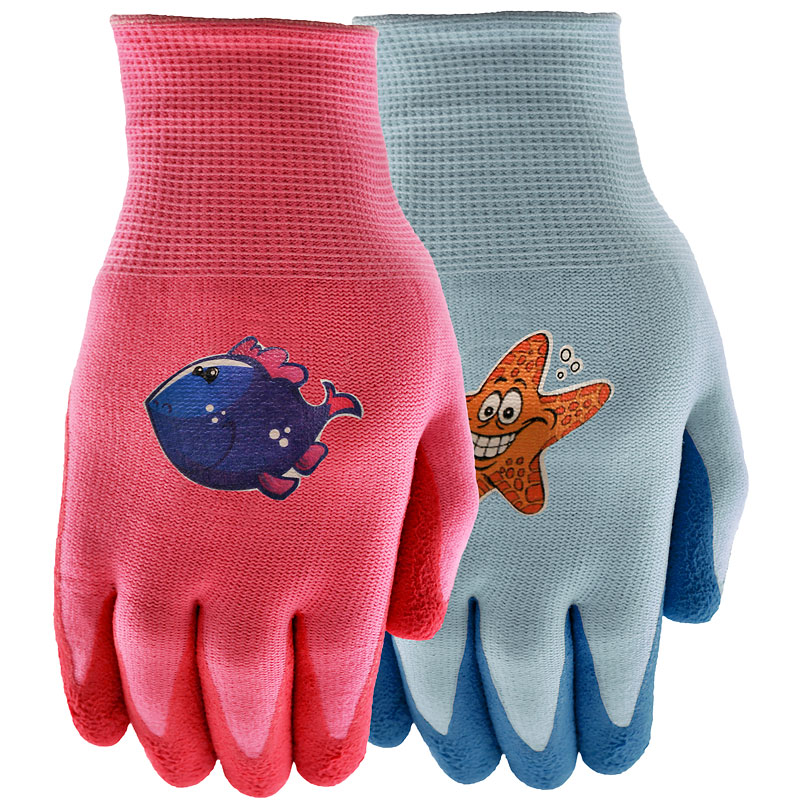 Watson Splish & Splash Gloves - XXS - Assorted
