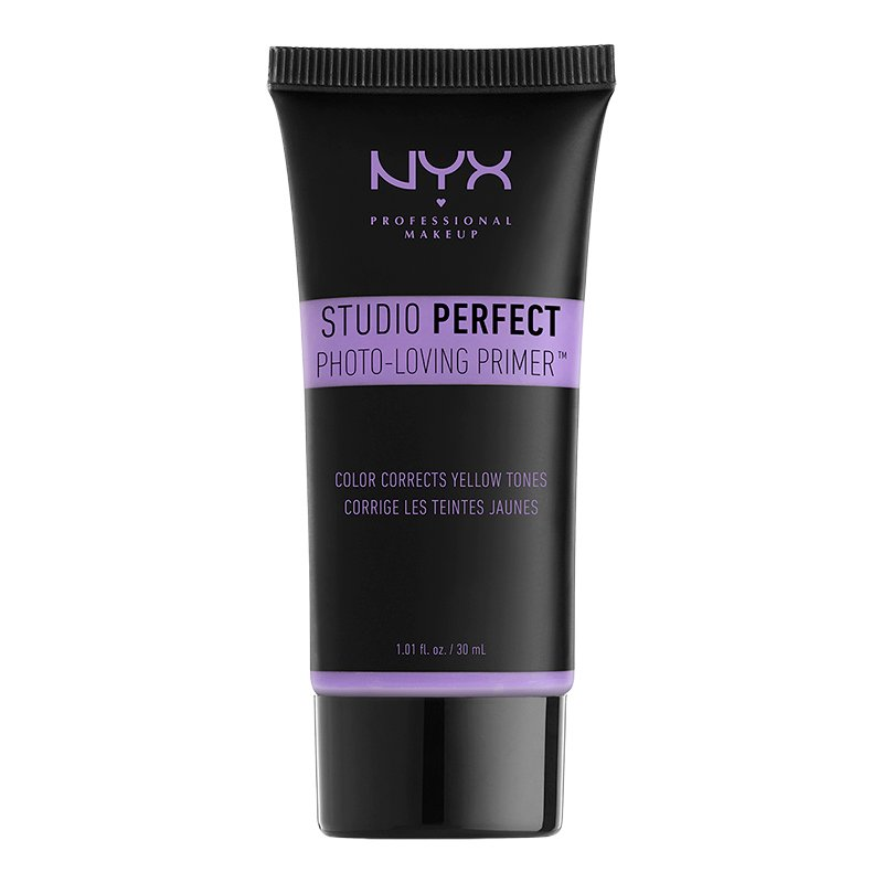 NYX Professional Makeup Studio Perfect Primer - Lavender