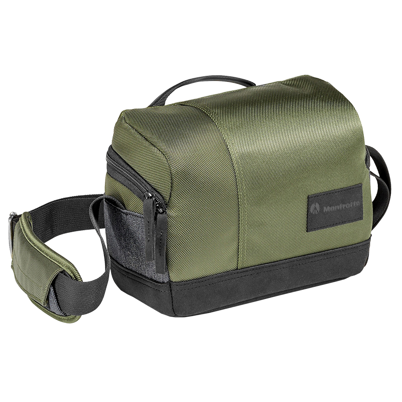 Manfrotto Street Shoulder Bag - Green - MS-SB-GR