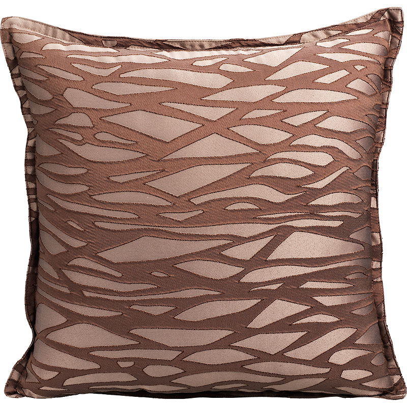 London Drugs Printed Cushion - Brown
