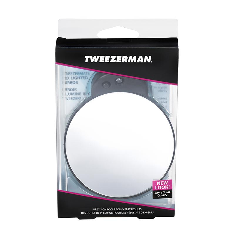 Tweezerman Tweezermate 10x Lighted Mirror London Drugs