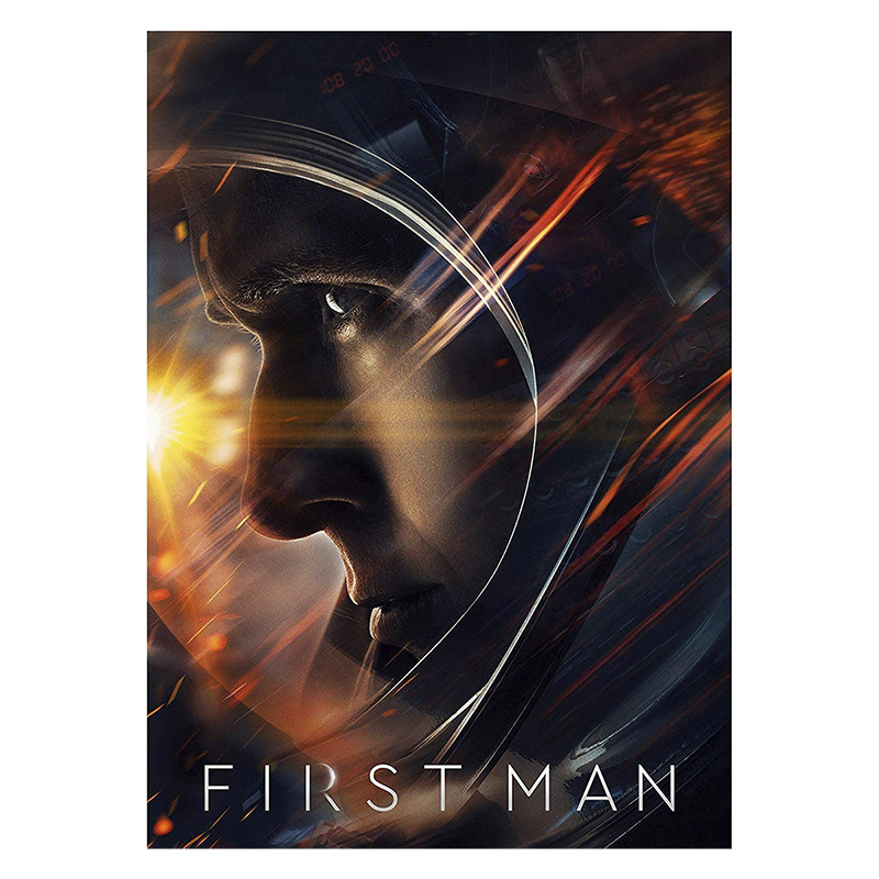 First Man - DVD