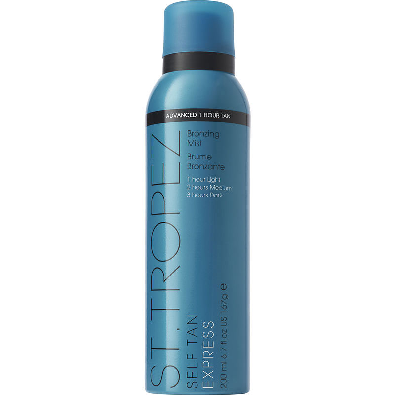 St. Tropez Self Tan Express Bronzing Mist - 200ml