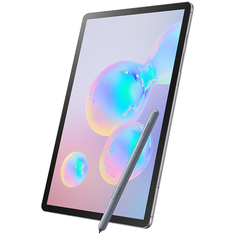 Samsung Galaxy Tab S6 10.5 - 128GB - Mountain Grey - SM-T860NZAAXAC