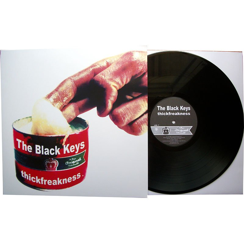 Black Keys, The - Thickfreakness - Vinyl
