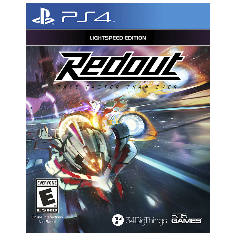 PS4 Redout