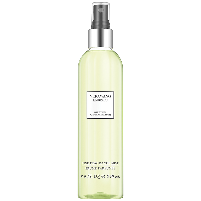 Vera Wang Embrace Green Tea and Pear Blossom Fine Fragrance Mist - 240ml
