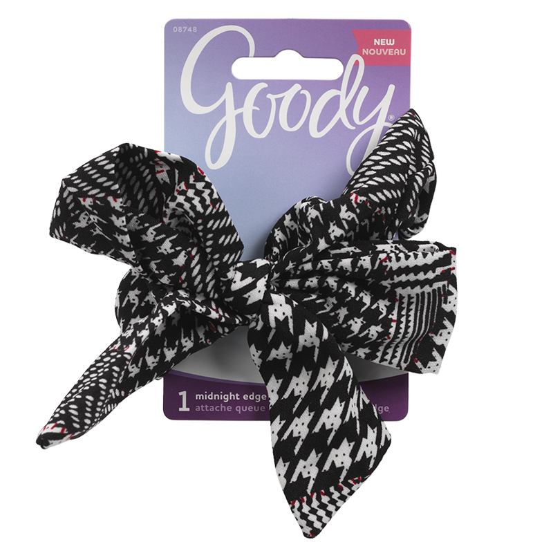 Goody FashioNow Midnight Edge Ponytailer - 8748