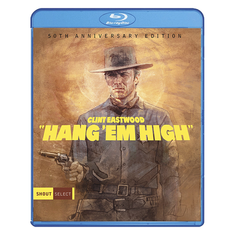 Hang Em High (50th Anniversary Edition) - Blu-ray