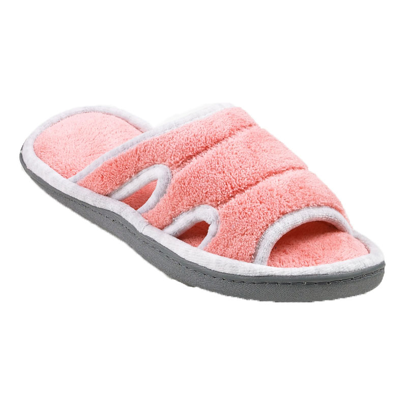 Isotoner Side Vented Slide-On Slipper - 90996