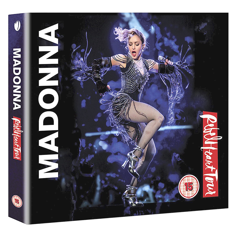 Madonna: The Rebel Heart Tour - DVD + CD