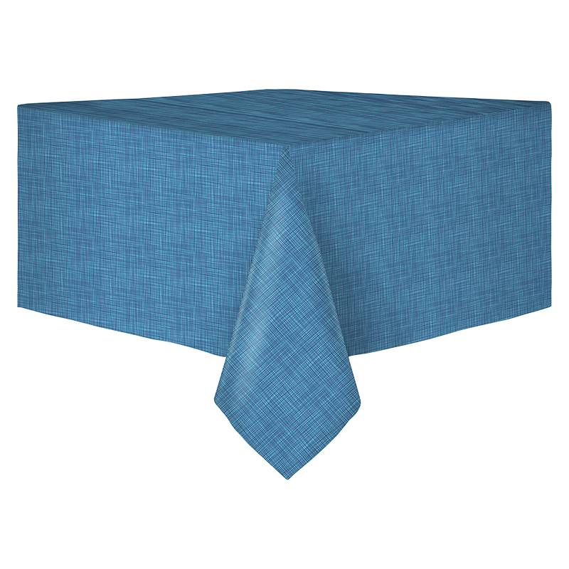 Boutique Outdoor Tablecloth - Blue