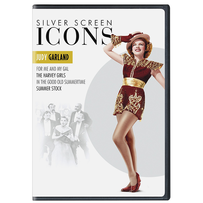 Silver Screen Icons: Judy Garland - DVD