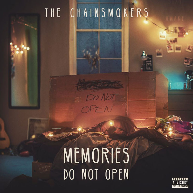 The Chainsmokers - Memories: Do Not Open - CD