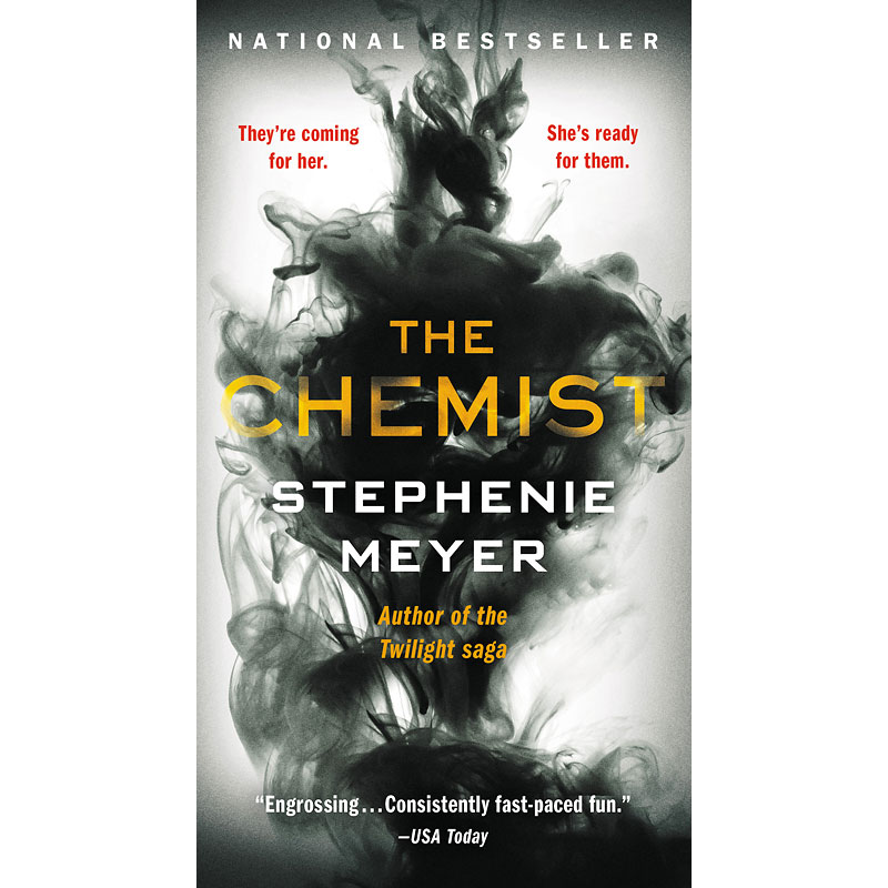 The Chemist by Stephanie Meyer