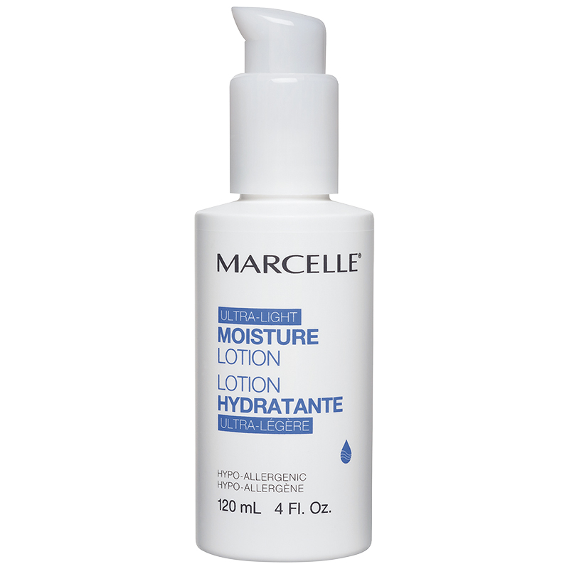 Marcelle Essentials Moisture Lotion - 120ml
