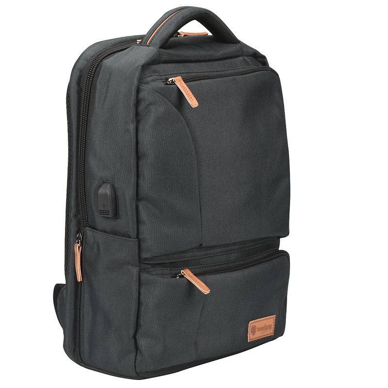 Tree Frog Laptop Backpack - 15.6 Inch - 9849