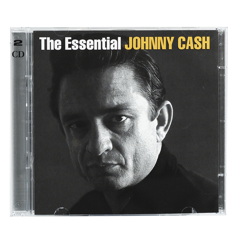 Johnny Cash - The Essential - 2 Disc Set