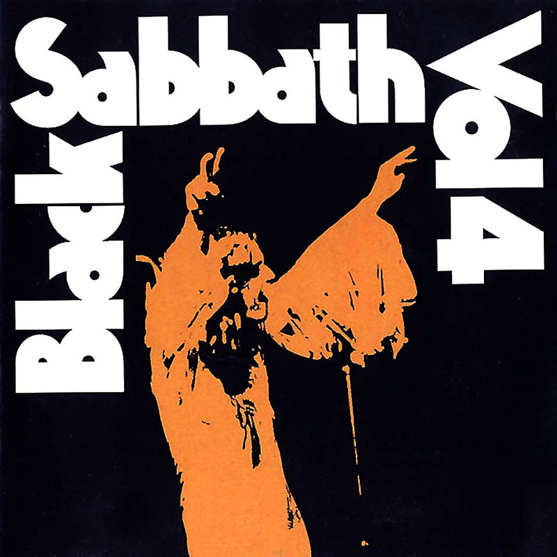 Black Sabbath - Vol. 4 - Vinyl