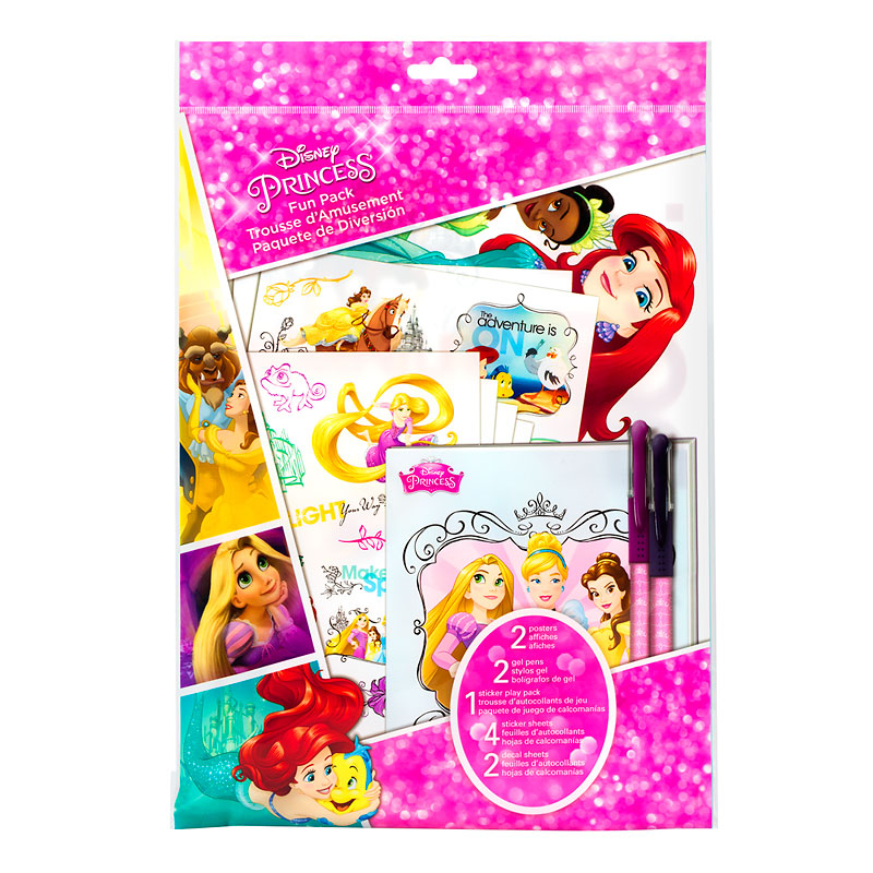 Princess Fun Pack - Assorted