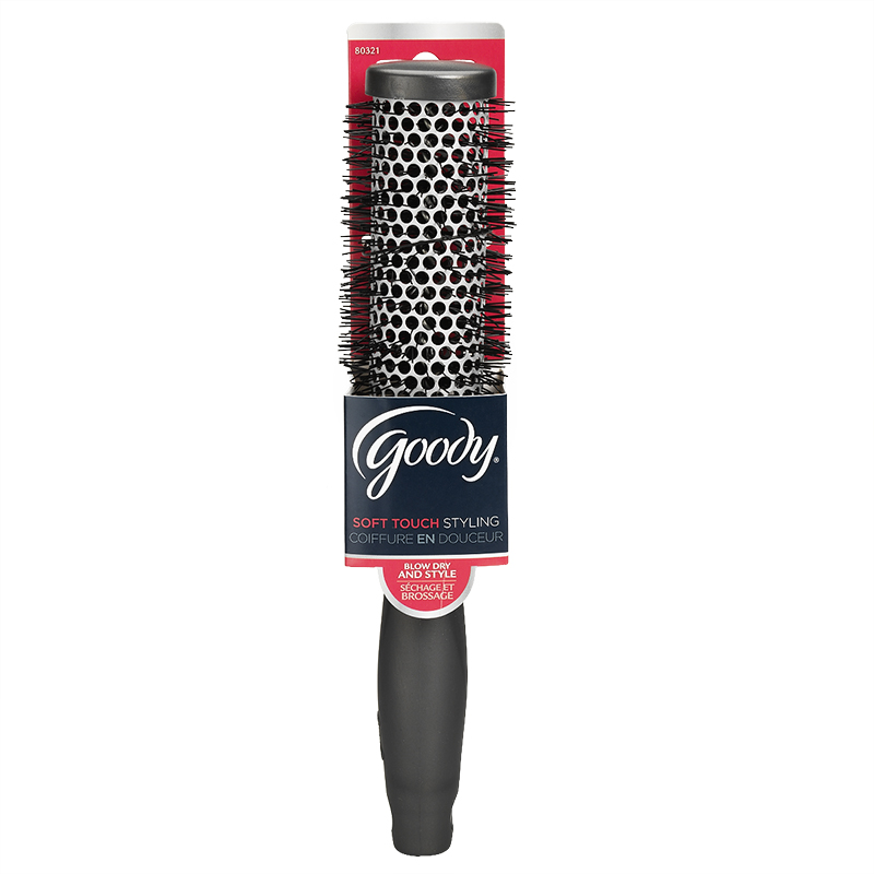Goody Soft Touch Styling Blow Dry and Style Round Brush - Large