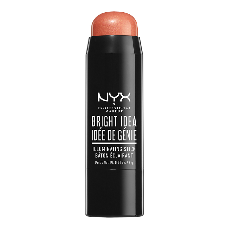 NYX Professional Makeup Bright Idea Illuminating Stick - Coralicious