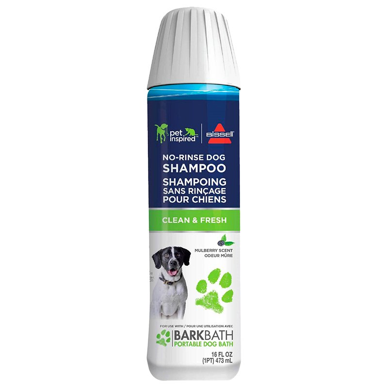 Bissell Clean & Fresh No Rinse Dog Shampoo - 473ml
